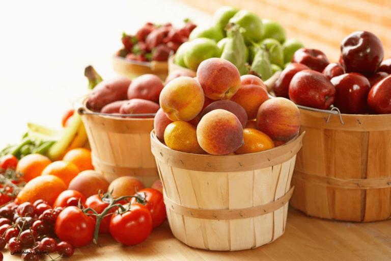 سموم میوه و سبزیجات را چگونه از بین ببریم